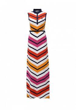 Платье U.S. Polo Assn.                                                                                                              многоцветный цвет