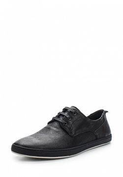 Туфли Valley                                                                                                              черный цвет