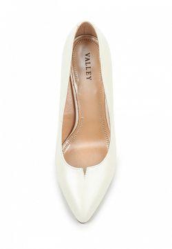 Туфли Valley                                                                                                              белый цвет