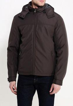 Куртка Утепленная Vanzeer                                                                                                              коричневый цвет