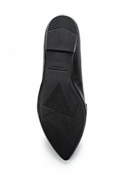 Лоферы Vagabond                                                                                                              черный цвет