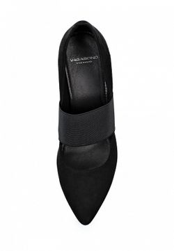 Туфли Vagabond                                                                                                              черный цвет