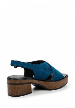 Босоножки Vagabond                                                                                                              синий цвет