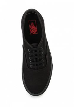 Кеды Vans                                                                                                              чёрный цвет