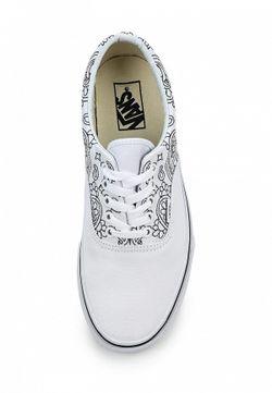 Кеды Vans                                                                                                              белый цвет