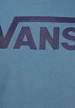 Футболка Vans                                                                                                              синий цвет