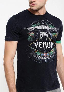 Футболка Спортивная Venum                                                                                                              черный цвет