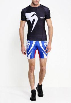 Шорты Спортивные Shorts Electron 2.0 Vale Tudo Venum                                                                                                              синий цвет