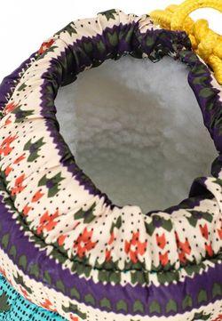 Дутики Velvet                                                                                                              многоцветный цвет