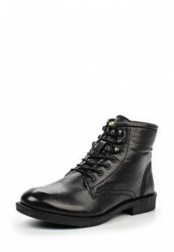 Ботинки Velvet                                                                                                              чёрный цвет