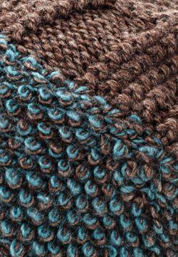 Комплект Шапка Шарф И Митенки Venera                                                                                                              коричневый цвет