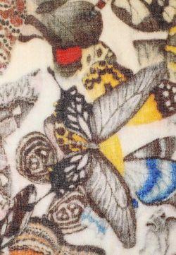 Палантин Venera                                                                                                              коричневый цвет