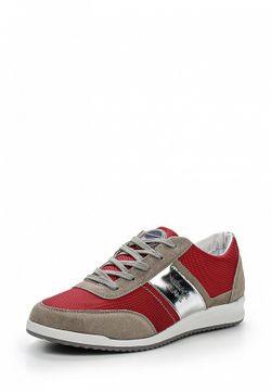 Кроссовки Versace Jeans                                                                                                              красный цвет