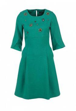 Платье Vedi                                                                                                              зелёный цвет