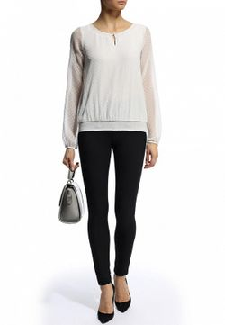Блуза Vero Moda                                                                                                              белый цвет