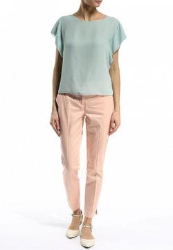 Брюки Vero Moda                                                                                                              розовый цвет