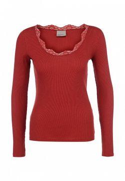 Лонгслив Vero Moda                                                                                                              красный цвет