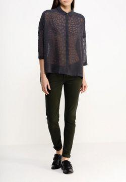 Блуза Vero Moda                                                                                                              серый цвет