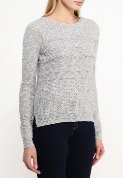 Джемпер Vero Moda                                                                                                              серый цвет