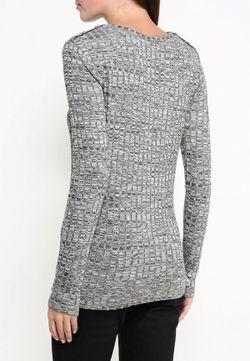 Лонгслив Vero Moda                                                                                                              серый цвет