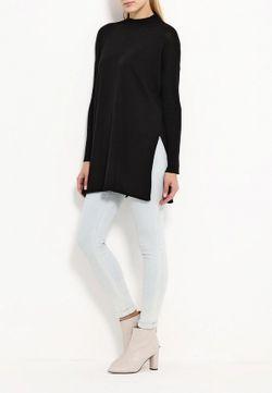 Водолазка Vero Moda                                                                                                              чёрный цвет