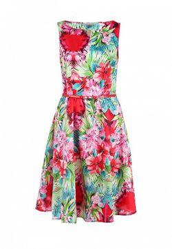 Платье Vis-a-Vis                                                                                                              многоцветный цвет