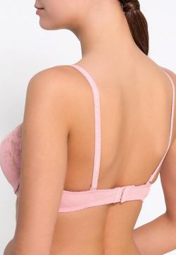 Бюстгальтер Vis-a-Vis                                                                                                              розовый цвет