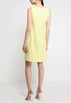 Платье Vis-a-Vis                                                                                                              желтый цвет