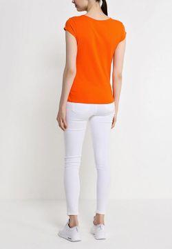 Футболка Vis-a-Vis                                                                                                              оранжевый цвет