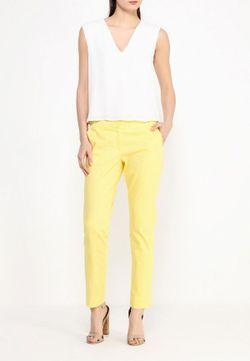 Брюки Vis-a-Vis                                                                                                              желтый цвет