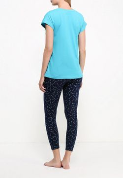 Пижама Vis-a-Vis                                                                                                              синий цвет