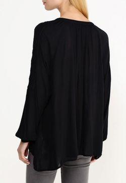 Блуза Vila                                                                                                              черный цвет