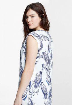 Платье Violeta by Mango                                                                                                              белый цвет