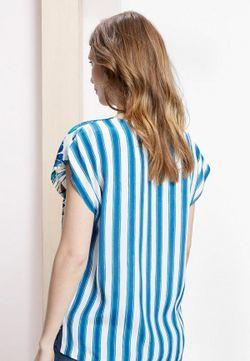 Блуза Violeta by Mango                                                                                                              None цвет
