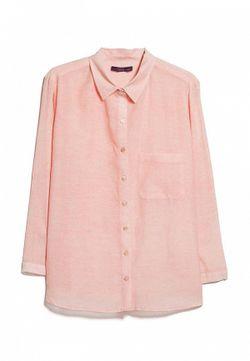 Блуза Violeta by Mango                                                                                                              оранжевый цвет