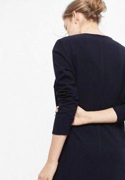 Платье Violeta by Mango                                                                                                              чёрный цвет