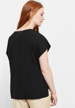 Блуза Violeta by Mango                                                                                                              серый цвет
