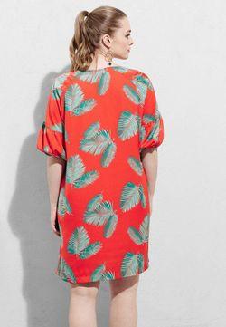 Платье Violeta by Mango                                                                                                              красный цвет