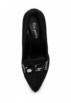 Туфли VIA GIULIA                                                                                                              чёрный цвет