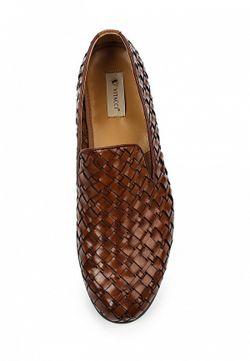 Лоферы Vitacci                                                                                                              коричневый цвет