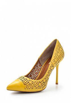 Туфли Vitacci                                                                                                              желтый цвет