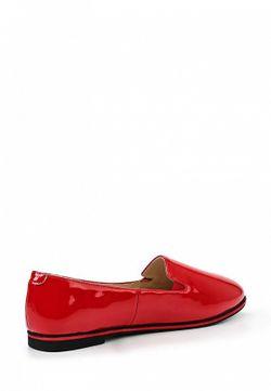 Лоферы Vitacci                                                                                                              красный цвет