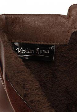 Ботильоны Vivian Royal                                                                                                              коричневый цвет