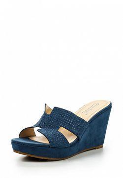 Сабо Vivian Royal                                                                                                              синий цвет