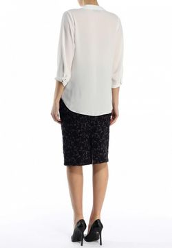 Туника Wallis                                                                                                              белый цвет
