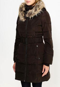Куртка Утепленная Wallis                                                                                                              коричневый цвет