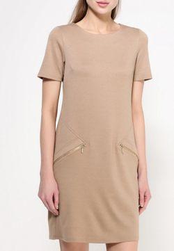 Платье Wallis                                                                                                              бежевый цвет