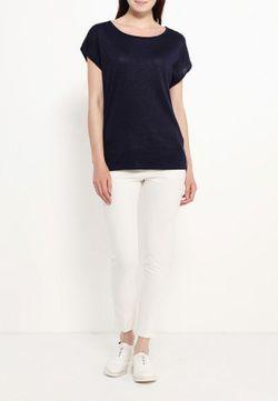 Джемпер Wallis                                                                                                              синий цвет