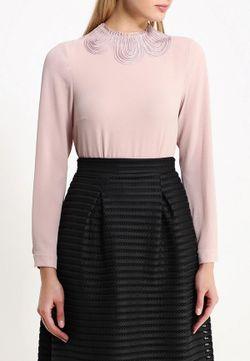 Блуза Warehouse                                                                                                              розовый цвет