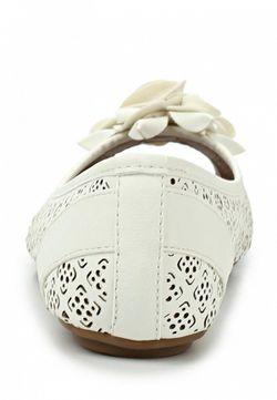 Балетки Wilmar                                                                                                              белый цвет